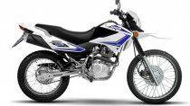 La moto en la circulaba Antical es similar a la de la imagen, que es solo ilustrativa.