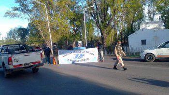 veteranos realizan cortes intermitentes en los puentes