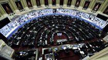 tras 15 horas de debate, diputados dio media sancion al presupuesto 2021