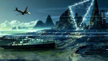 El Triángulo de las Bermudas se vuelve a mencionar ante la desaparición del barco y sus tripulantes.