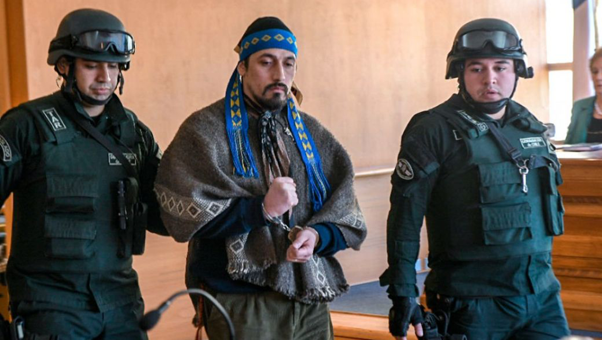 la carta de huala contra el gobierno por el conflicto mapuche