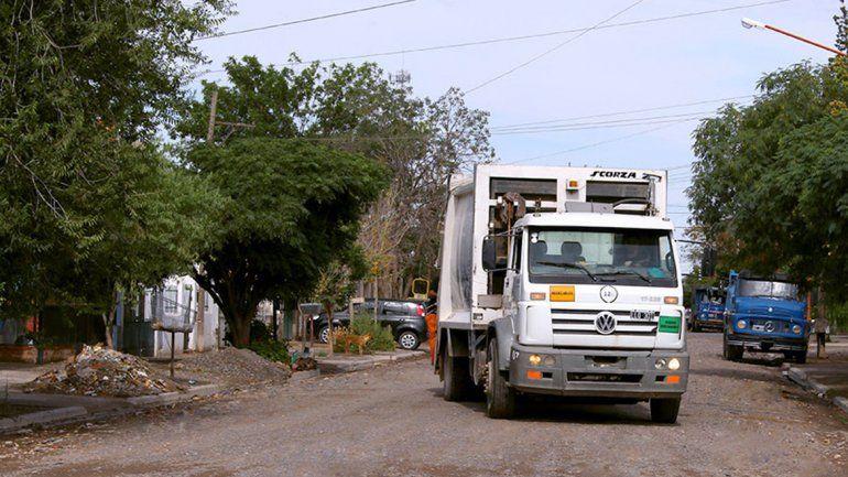 ¿Cómo funcionará el servicio de recolección de residuos durante el finde largo?