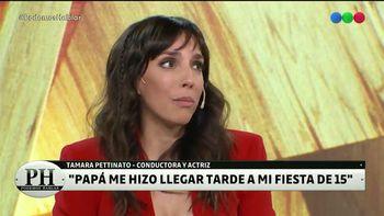 PH: Tamara Petinatto recordó su desopilante fiesta de 15
