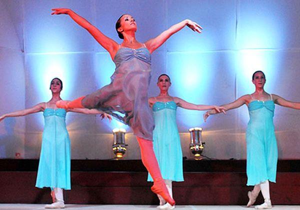 La danza clásica hace pie en la sala de La Caja Mágica