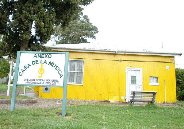 Casa de la Música, con tres aulas más