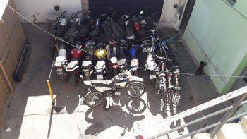 quedaron libres los ladrones de motos del centro