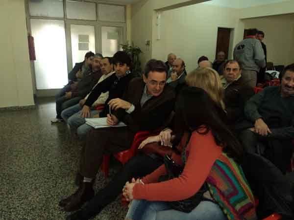 Audiencia a Cristina Kirchner por la crisis frutícola