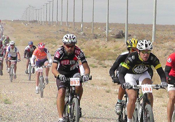 Tercera del Abierto de Rally de ciclismo