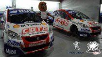 Los 408 flamantes del Larrauri Racing para el Turismo Nacional.