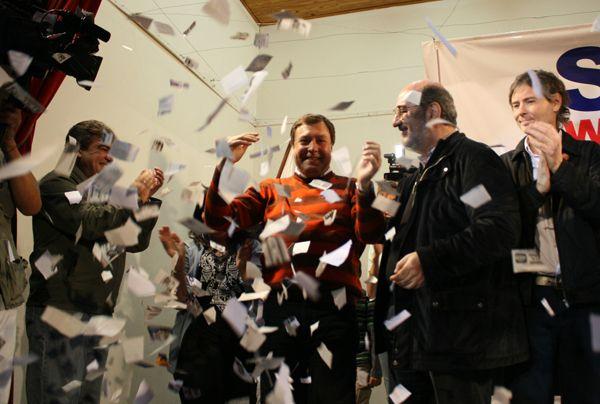 Triunfo histórico de la fórmula Soria-Weretilneck