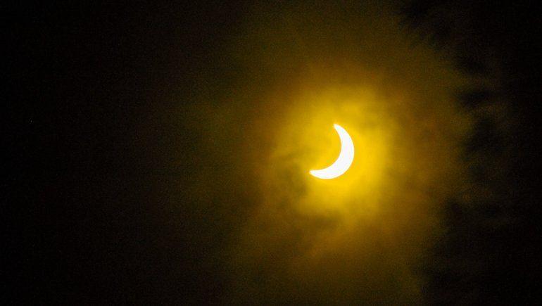 El cazador de eclipses cipoleño partirá a la Antártida