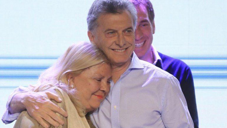 Denuncian a Macri y a Carrió por violar la cuarentena