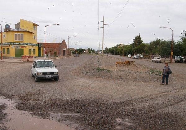 Confirman adjudicación del asfalto