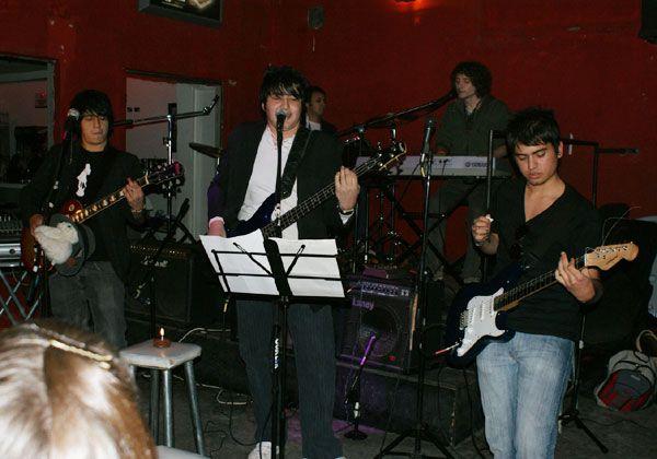 Rock and roll local y solidario