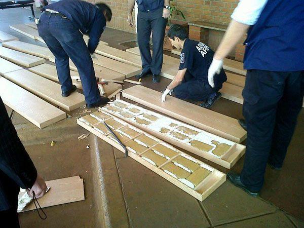 La Aduana secuestró más de 400 kilogramos de marihuana en Misiones