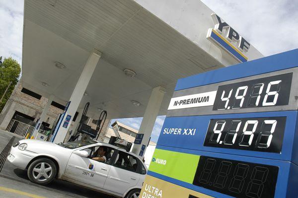 Reforzarán la provisión de combustible por fin de año