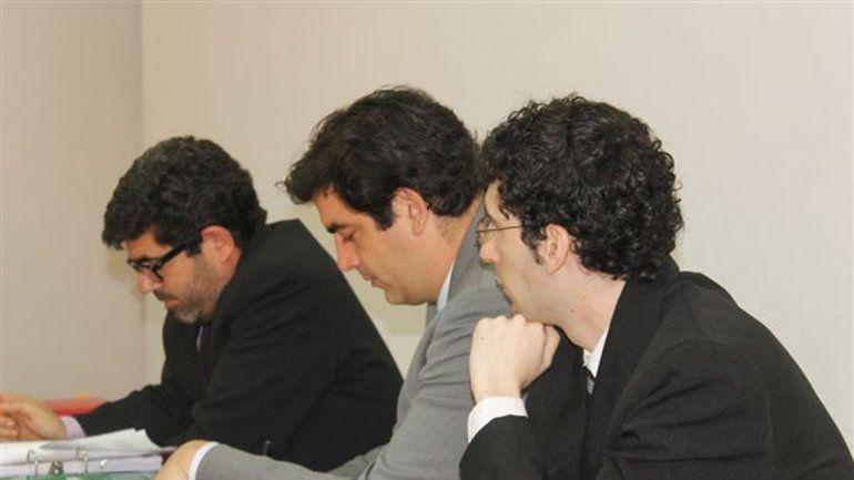 El fiscal Gustavo Herrera pidió la declaración de nuevos testigos.