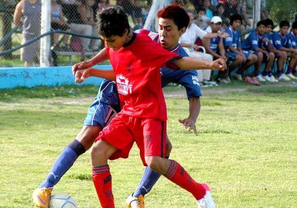 El fútbol y la recreación en el Mundialito