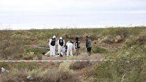 encontraron dos balas en el cuerpo de la mujer hallado en las bardas
