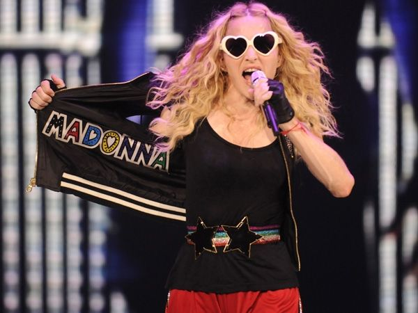 Madonna cantará en ShowMatch