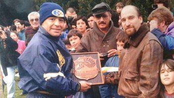 En qué paraíso neuquino dijo Maradona que soñaba vivir sus últimos años