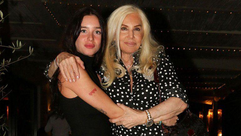 Regalo millonario: Susana le dio una mansión a su nieta