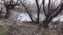 hallaron el cuerpo del hombre que se tiro al rio neuquen