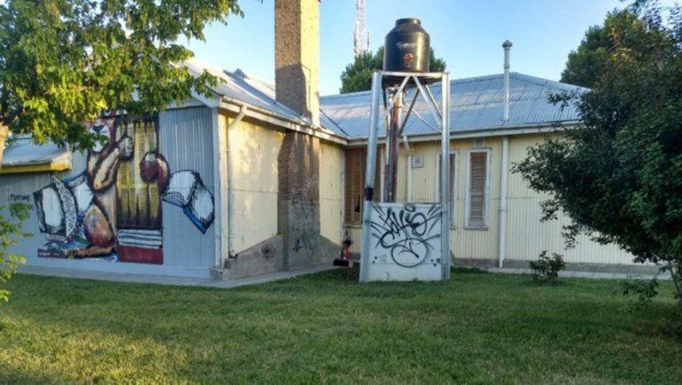 Delincuentes robaron y destrozaron las oficinas del Registro Civil