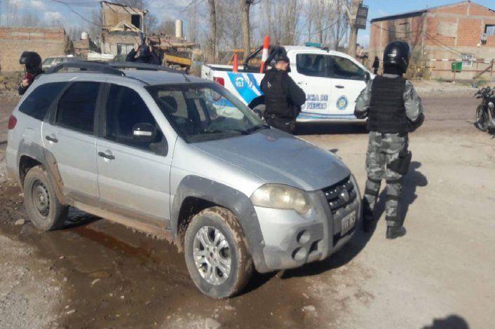 Armados, robaron correspondencia de un correo y atacaron a una mujer: un detenido