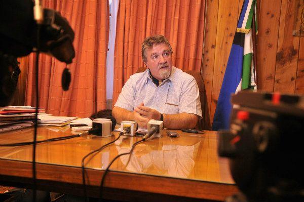 Goye pide ser interpelado en el Concejo