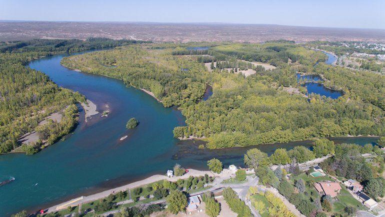 La isla gigante que quedó en el medio de dos provincias