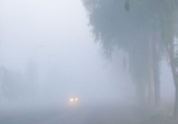 Neblina en la mañana valletana