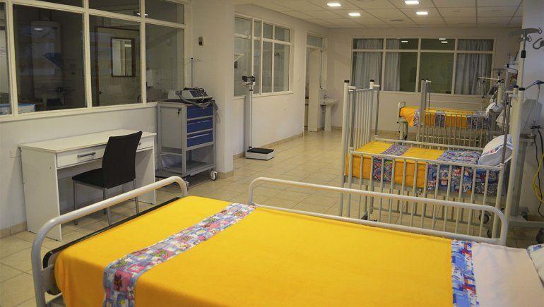 En el Valle hay solo una cama de terapia intensiva disponible