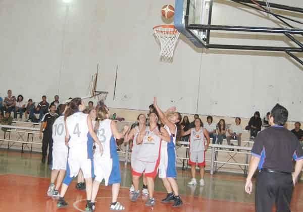 Torneo provincial de básquet femenino