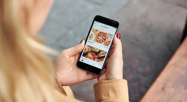 Detectaron casas de comida sin habilitación en aplicaciones de delivery
