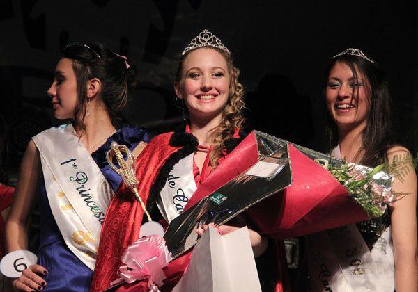 Campo Grande tiene su nueva reina