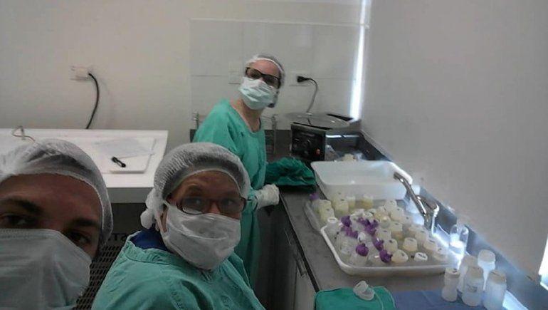 El primer banco de leche materna de Río Negro festejó sus dos años