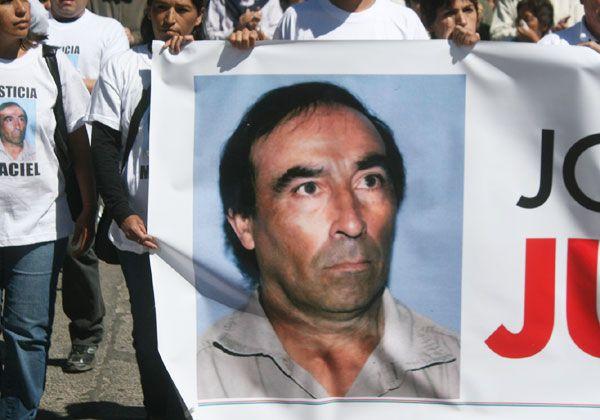 Repudio al atentado terrorista que terminó con la vida de José Maciel