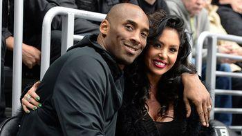 Kobe Bryant: Vanessa relató como se enteró de la muerte de su esposo y su hija