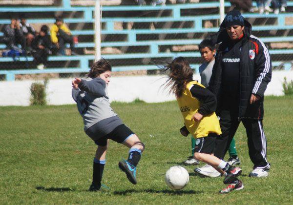 Se mostraron ante River Plate