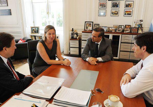 Fuerte respaldo de Nación para recuperar Bariloche