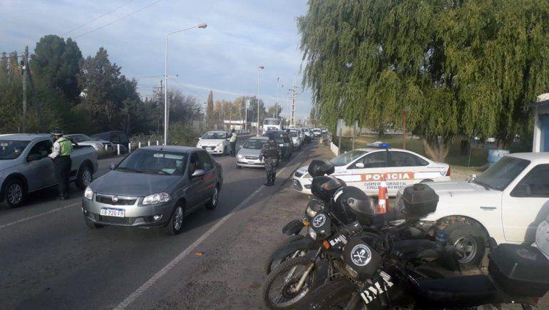 En un operativo sorpresivo, recuperaron una moto que había sido robada