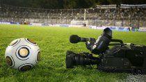 por una medida cautelar, siguen igual las transmisiones de futbol