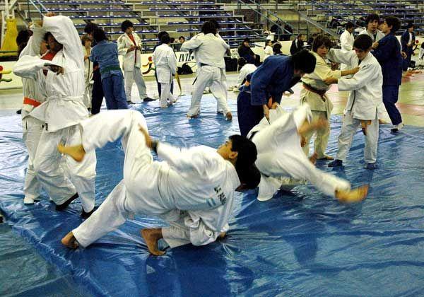 Dos cipoleños campeones argentinos de judo