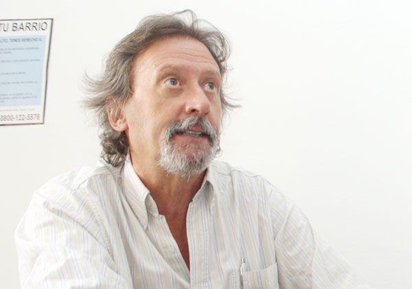 Barragán planteó a Barotto la necesidad del nombramiento de juez penal local