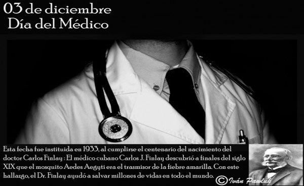Día del Médico en Argentina