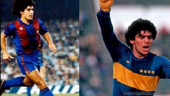Boca-Barcelona, del posible amistoso por Diego a la feroz pelea legal