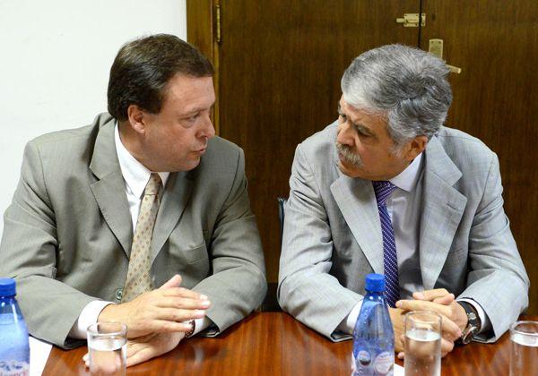Fuerte respaldo de Weretilneck a Buzzi en su disputa con YPF por inversiones