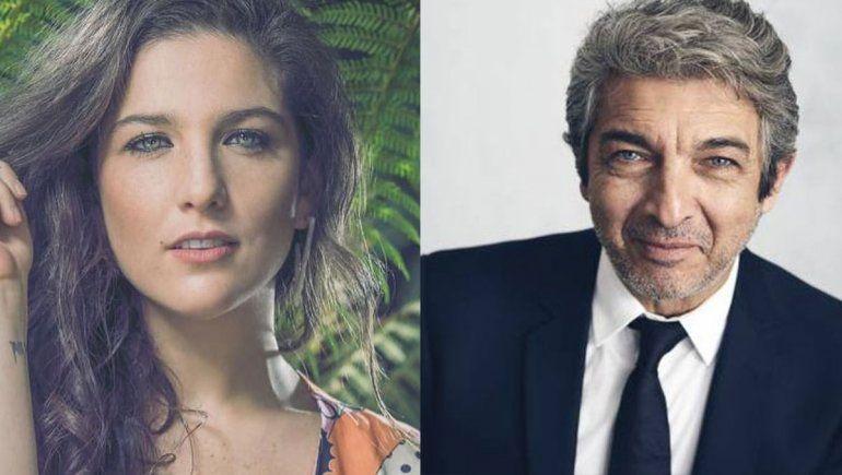 ¿Juana Repetto es hija de Ricardo Darín?