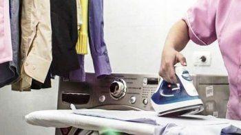 pocos empleadores cumplen la pauta salarial para el servicio domestico